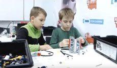 День «Детских изобретений» в школе «Новое поколение»