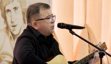 «Открытый микрофон» в память Владимира Высоцкого