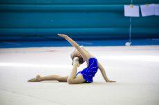 Чемпионат города по художественной гимнастике