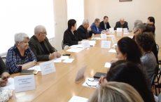 Обсуждение исполнения программы «Управление муниципальными финансами» на заседании координационного совета Общественной палаты