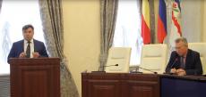 Заседание межведомственного оперативного штаба по реализации мер профилактики и контроля за распространением короновирусной инфекции на территории Волгодонска