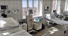 Готовность госпиталя для пациентов зараженных  новой короновирусной инфекцией