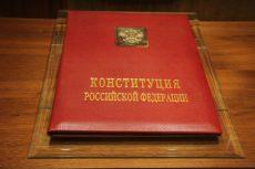 Обсуждение поправок в конституцию с Алексеем Брежневым