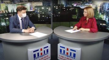 Рубрика «Актуальное интервью» с Сергеем Ладановым