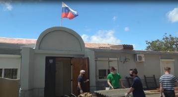 Открытие центра Дружбы народов в Волгодонске