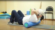 Лечебная гимнастика для профилактики грудного остеохондроза