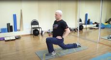 Лечебная гимнастика для профилактики синдрома подвздошно-поясничной мышцы