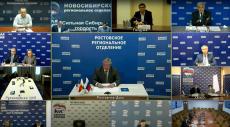 Василий Голубев кандидат в губернаторы Ростовской области