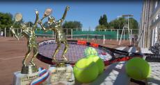 Соревнования по теннису в честь 70-летия Волгодонска