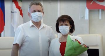 Награждения горожан за вклад в развитие Волгодонска