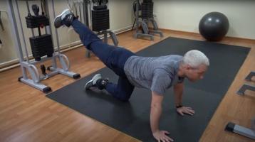 Лечебная гимнастика для профилактики заболеваний опорно-двигательного аппарат