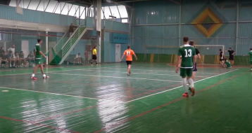 Спартакиада трудящихся по мини-футболу