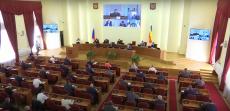 Бюджетное послание Василия Голубева