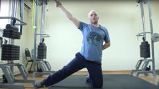 Лечебная гимнастика для профилактики сколиоза
