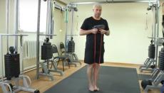 Лечебная гимнастика для профилактики вальгусной деформации стопы
