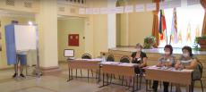 Досрочное голосование на выборах губернатора Ростовской области