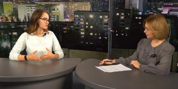 Рубрика «Актуальное интервью» с Евгенией Князевой