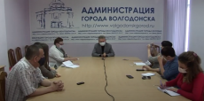Брифинг Виктора Мельникова