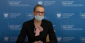Брифинг Ирины Теларовой