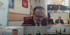 Заседание регионального штаба
