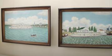 Выставка картин Михаила Мухина
