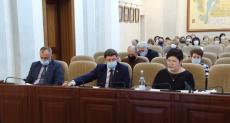 Проект бюджета Волгодонска на 2021 год