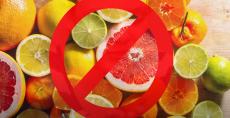 Рубрика «Не выходя за рамки». Аллергия на мандарины