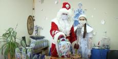 Вручение подарков детям 16-го округа от Алексея Бородина