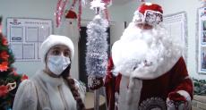 Алексей Брежнев поздравляет 7-ой микрорайон с Новым Годом