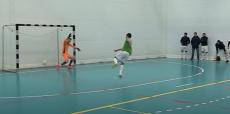 Заключительный матч по мини-футболу за кубок «Содружества»