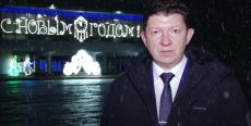 Поздравление с Новым годом от Сергея Ладанова
