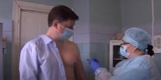 Вакцинация от коронавируса в Поликлинике №1
