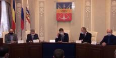 Заседание Волгодонской городской Думы