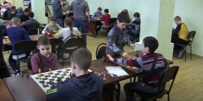 Финал 40-го чемпионата по шахматам в Волгодонске