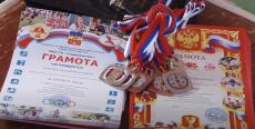 Соревнования по водным видам спорта в спортивном комплексе «Олимп»