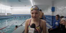 Прием испытаний ГТО в бассейне «Нептун»