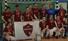 Завершение чемпионата по мини-футболу