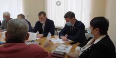 Заседание Общественной палаты города Волгодонска