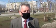 Обращение к горожанам главы администрации Волгодонска