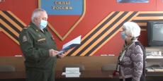 Пресс-конференция подполковника Геннадия Терещенко