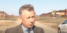 Объезд города главой администрации Волгодонска