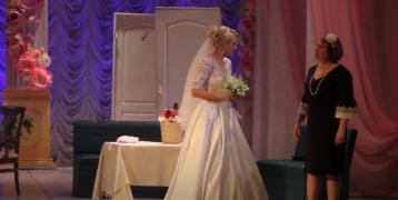 Комедия-дефиле «Невеста»