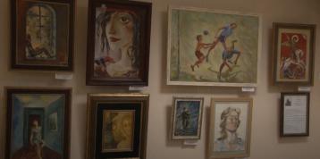 Художественная выставка Тамары Колесниченко