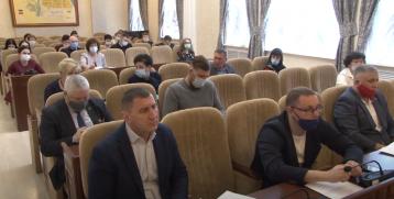Заседание комиссии по социальному развитию