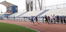 Открытие спартакиады президентских спортивных игр