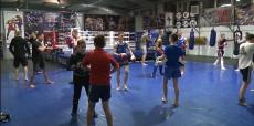Открытые соревнования по тайскому боксу «Муай Тай-2021»