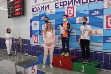 Турнир по плаванью в честь Юлии Ефимовой