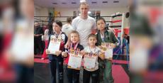 Всероссийские соревнования тайскому боксу «Арена муай  тай»