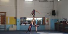 Всероссийские соревнования по спортивной акробатике «Две звезды»
