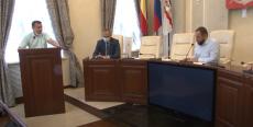 Заседание постоянной комиссии по строительству